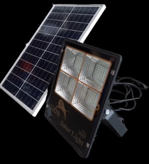 Đèn led năng lượng mặt trời solar light 100w