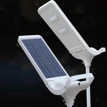 Đèn đường năng lượng mặt trời Batman 25w