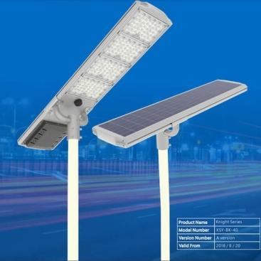 Đèn năng lượng mặt trời Knight 40w